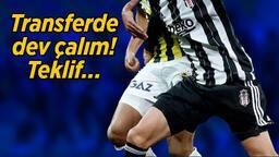 Son Dakika Transfer Haberi: Fenerbahçe'den transferde inanılmaz adım! Emre Belözoğlu onayı verdi, Beşiktaş'ın yıldızı için resmi teklif...