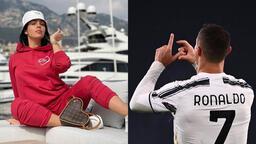 Juventuslu yenge durmak bilmiyor! Georgina Rodríguez...