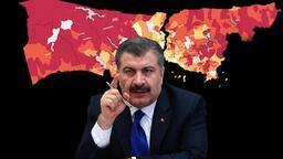 Son dakika: İstanbul için müjde! Bakan Koca duyurdu: Vaka sayısı yüzde 65 azaldı