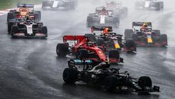 Formula 1 Türkiye Grand Prix'si iptal edildi