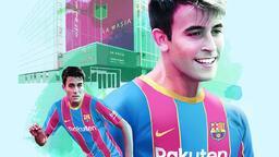 Transfer   Barcelona, Eric Garcia'yı kadrosuna kattı
