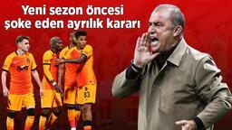 Son dakika transfer haberi: Galatasaray'da yeni sezon öncesi şok ayrılık kararı! Yeni takımı belli oldu