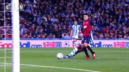 Alexander Isak'ın İspanya Kral Kupası en iyi golleri