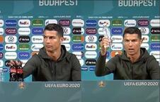 Cristiano Ronaldo'dan olay hareket: Su için