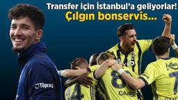 Son Dakika Haberi: Fenerbahçe'de ayrılık! Sürpriz isme rekor bonservis, İstanbul'a geliyorlar