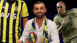 Transfer haberleri -  Fenerbahçe'de ayrılık kesinleşti! 3 yıllık imza, işte yeni takımı