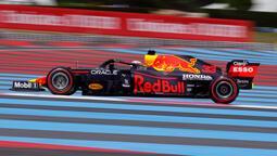 Max Verstappen, Fransa'da pole pozisyonunda!