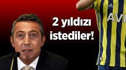 """Son dakika transfer haberi - Fenerbahçe'nin iki yıldızına birden talip oldular! """"Orada oynamak tabii ki isterim"""""""