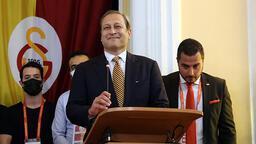 Galatasaray Başkanı Burak Elmas'tan Fatih Terim açıklaması