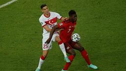 Son dakika - İsviçre - Türkiye maçından görüntüler