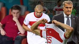 Son dakika - İsviçre - Türkiye maçında Kerem Aktürkoğlu'nun görüntüsü dikkat çekti! Büyük tepki, tarihe geçti