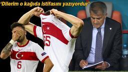 Son dakika - Türkiye - İsviçre maçını spor yazarları değerlendirdi! 'Ben bir şey yapmadım, istifa ediyorum'