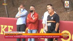 Galatasaray Teknik Direktörü Fatih Terim yeniden Florya'da | Arda Turan sürprizi