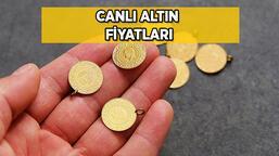 Altın fiyatları yeniden yön değiştirdi! 23 Haziran CANLI altın fiyatları takip ekranı...