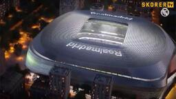 Real Madrid, Santiago Bernabeu'nun son halini paylaştı