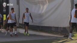 Valencia yeni sezon hazırlıklarına başladı!