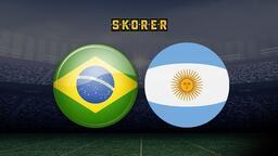 Brezilya-Arjantin maçı ne zaman saat kaçta hangi kanalda? Copa America'da final heyecanı...