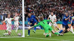 """Son dakika - EURO 2020'deki İtalya-İngiltere finalinin ardından olay başlık: """"Roberto Mancini..."""""""