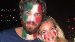 Diletta Leotta'nın şampiyonluk coşkusu   Can Yaman'la birlikte kutladı