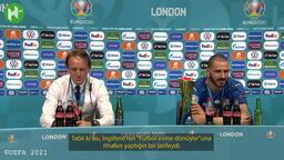 Bonucci, 'Beni İngiltere'nin ''Futbol evine dönüyor'u'' motive etti'