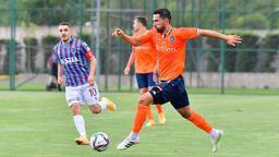 Trabzonspor - Başakşehir maçında kareler!