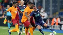 Galatasaray - PSV Eindhoven maçından kareler