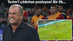 Son dakika haberi - Galatasaray'ın PSV maçında Fatih Terim'i çıldırtan pozisyon! Tarihte bir ilk...