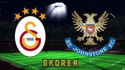 Galatasaray - St. Johnstone maçı ne zaman? GS - St. Johnstone UEFA Avrupa Ligi maçı saat kaçta, hangi kanalda?