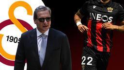 Son dakika haberi - Beşiktaş istiyordu, Galatasaray bitiriyor! Satın alma opsiyonlu kiralık...