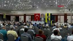 Fenerbahçe'nin Divan Kurulu'nda Mete Gazoz'a alkış