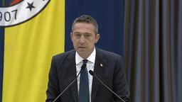 Fenerbahçe Başkanı Ali Koç'tan Boupendza ve Vedat Muriqi açıklaması