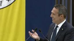 Fenerbahçe Başkanı Ali Koç'un sinekle imtihanı...
