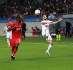 Dinamo Batumi - Sivasspor maçından görüntüler