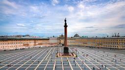 Dünyanın mirası Ermitaj Müzesi