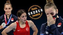 ÖZEL | Gümüş madalyalı Buse Naz Çakıroğlu final öncesi yaşadığı olayı ilk kez açıkladı!