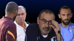 Son dakika - Galatasaray-Lazio maçı öncesi Fatih Terim neşteri vurdu! İlk 11'de büyük sürpriz