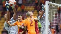 Son dakika haberi: Galatasaray - Lazio maçında Strakosha'dan büyük hata! Maça damga vurdu