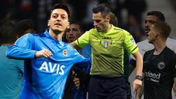 Son dakika haberleri - Fenerbahçe maçında saha karıştı! Maça damga vuran VAR kararı