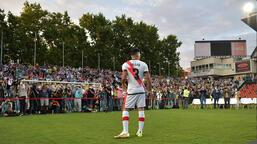 Falcao'ya İspanya'da sevgi seli!