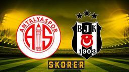 Antalyaspor Beşiktaş maçı ne zaman, saat kaçta, hangi kanalda?