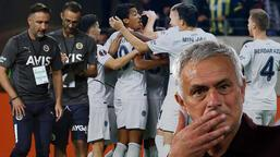 Son dakika haberi - Fenerbahçe'nin görünmeyen kahramanı! Birinci oldu, Mourinho detayı...