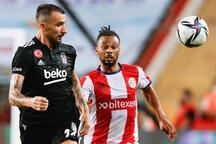 Antalyaspor - Beşiktaş maçından görüntüler