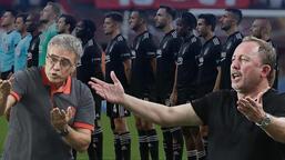 """Son dakika - Beşiktaş maçının ardından çok konuşulacak sözler: """"Fenerbahçe'de böyle değildi, şu anda bambaşka"""""""