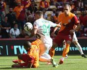 Galatasaray - Alanyaspor karşılaşmasından görüntüler
