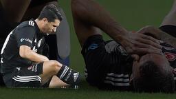 Son dakika haberi: Beşiktaş'ta sakat futbolcuların son durumu belli oldu!