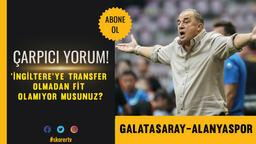 Oğuz Altay: Fit olmanız için İngiltere'ye transfer olmanız mı gerekiyor?