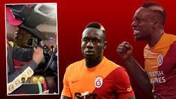 Son dakika haberi: Galatasaray'da Diagne krizi kapıda! Alanyaspor maçı sonrası flaş paylaşım