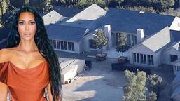 Kim Kardashian'ın inşaat planını komşuları engelledi!