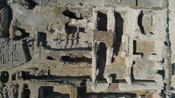 Hasankeyf'teki ters üçgen süslemeli mezar taşlarının ilçeye özgü olduğu düşünülüyor