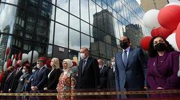Cumhurbaşkanı Erdoğan Türkevi Binası Açılış Töreni'ne katıldı